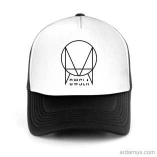 Owsla Logo Trucker Hat Baseball Cap DJ by Ardamus.com Merchandise