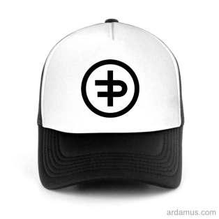 Panda Funk Trucker Hat Baseball Cap DJ by Ardamus.com Merchandise
