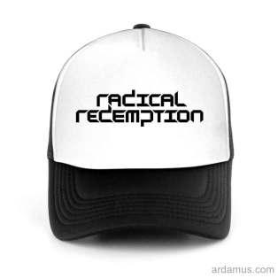 Radical Redemption Trucker Hat Baseball Cap DJ by Ardamus.com Merchandise