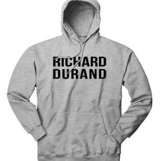 Richard Durand Hoodie Sweatshirt by Ardamus.com Merchandise