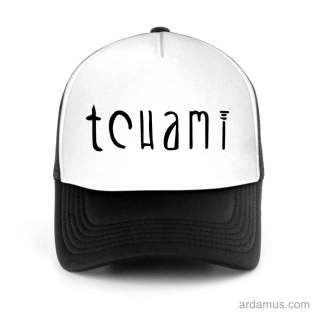 Tchami Trucker Hat Baseball Cap DJ by Ardamus.com Merchandise