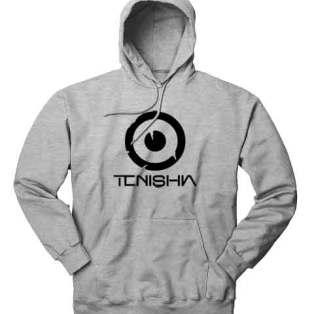 Tenishia Hoodie Sweatshirt by Ardamus.com Merchandise