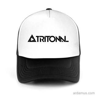 Tritonal Trucker Hat Baseball Cap DJ by Ardamus.com Merchandise