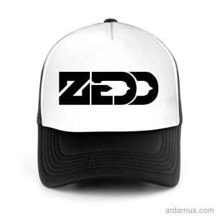 Zedd Trucker Hat Baseball Cap DJ by Ardamus.com Merchandise