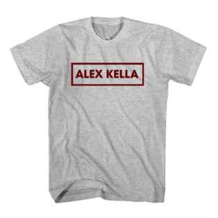 T-Shirt Alex Kella Men Women Tee by Ardamus.com Merchandise