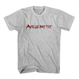 T-Shirt Angerfist Men Women Tee by Ardamus.com Merchandise