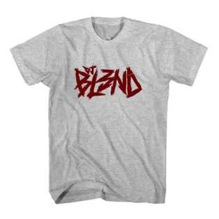 T-Shirt Bl3ND Men Women Tee by Ardamus.com Merchandise