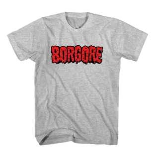 T-Shirt Borgore Men Women Tee by Ardamus.com Merchandise