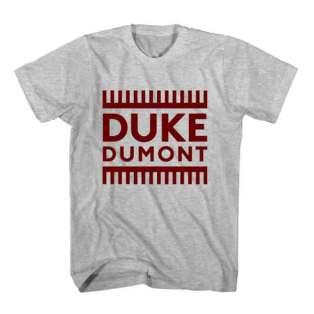 T-Shirt Duke Dumont Men Women Tee by Ardamus.com Merchandise