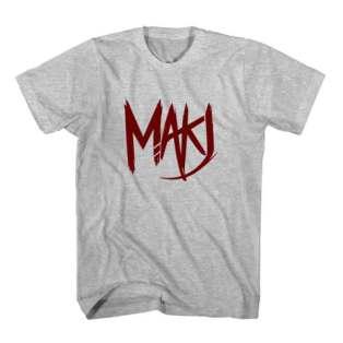 T-Shirt MakJ Men Women Tee by Ardamus.com Merchandise