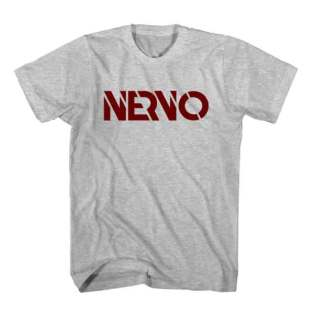 T-Shirt Nervo Men Women Tee by Ardamus.com Merchandise