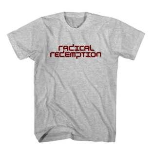 T-Shirt Radical Redemption Logo Men Women Tee by Ardamus.com Merchandise