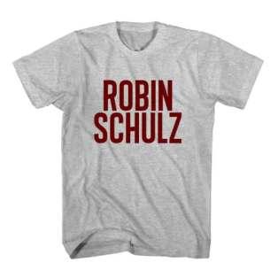 T-Shirt Robin Schulz Men Women Tee by Ardamus.com Merchandise