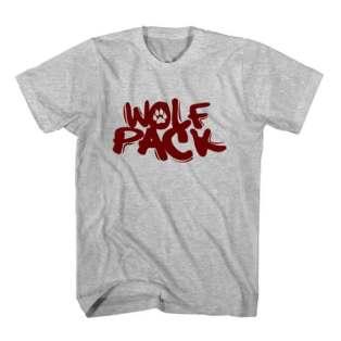 T-Shirt Wolfpack Men Women Tee by Ardamus.com Merchandise
