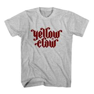 T-Shirt Yellow Claw Men Women Tee by Ardamus.com Merchandise