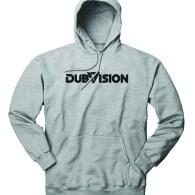 Dubvision Hoodie Sweatshirt by Ardamus.com Merchandise