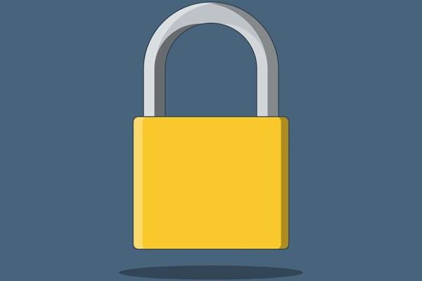 cara membuat password pada folder