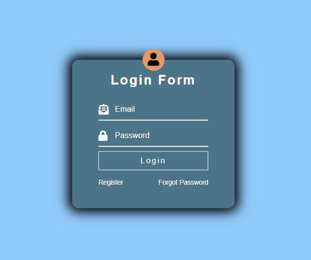 membuat halaman login html