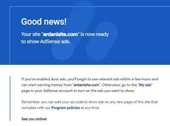 Syarat Daftar Google Adsense Blog