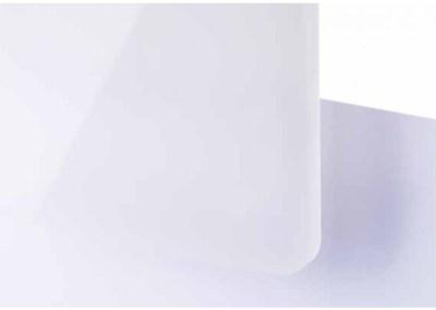 Plexi Blanc Translucide