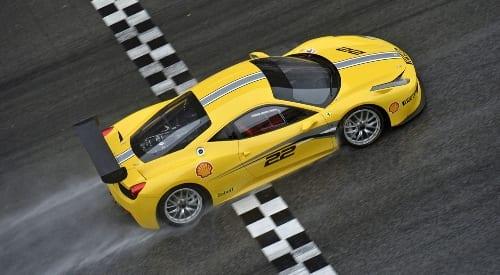 Ferrari Racing Days speed into Sydney