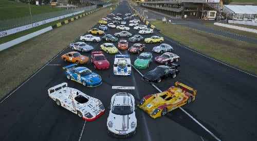 Porsche Rennsport Australia Festival a huge success