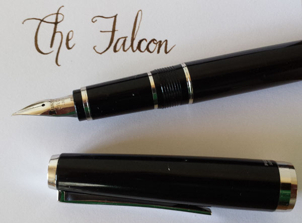 Pilot Metal Falcon fountain pen