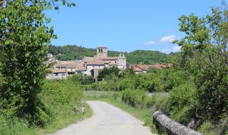 village de lachapelle sous aubenas