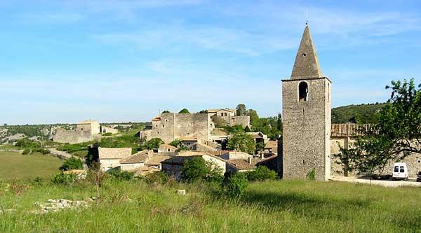Gras Village De LArdche