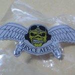 Bruce Air badge