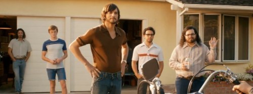 Jobs, film, recenzja, 2013, Ashton Kutcher