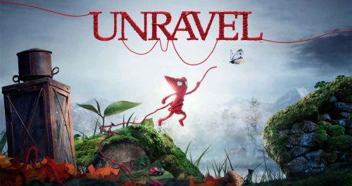 Unravel gra