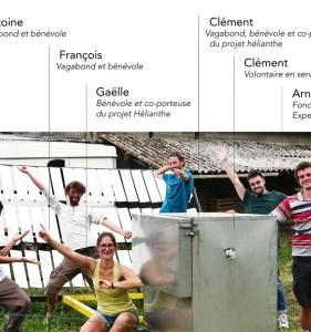 Participez au financement d'Hélianthe la vagabonde, un four solaire itinérant !