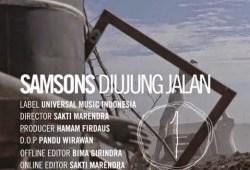 Samsons – Di Ujung Jalan | Lirik dan Kunci Gitar