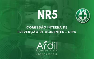 NR 5 – Você sabia que a CIPA tem sua própria norma regulamentadora?