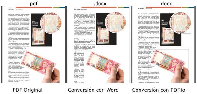 CONVERSION PDF.io