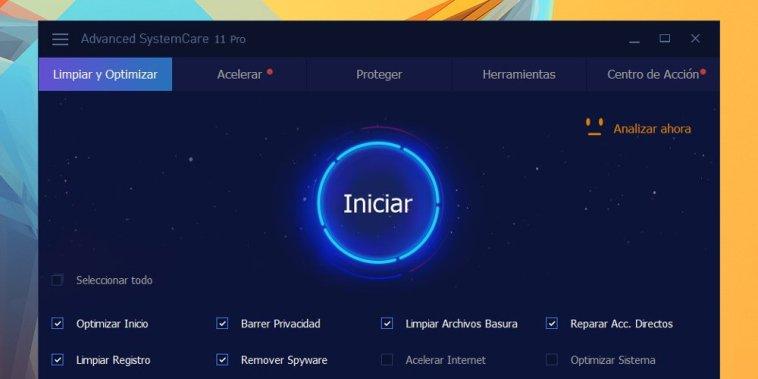IObit Advanced SystemCare 11