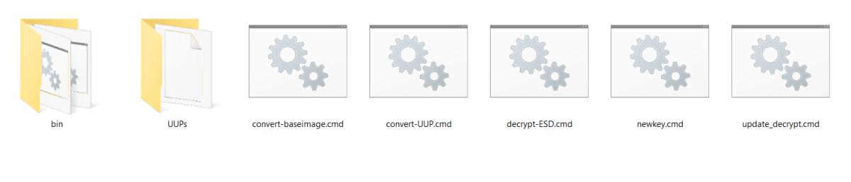 Decrypt-multi-release ISO Windows 10