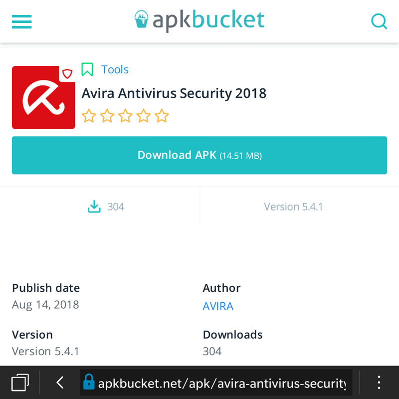 APKBucket tienda de apps Android