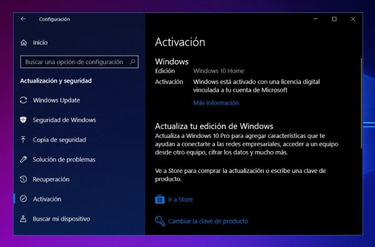 Activar Windows 10