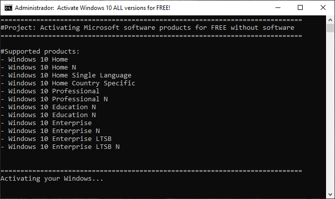 claves para activar windows 10 home gratis