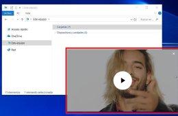 Minimizar Youtube