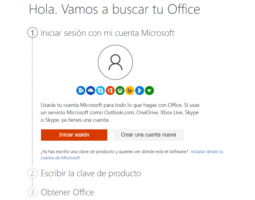 Descargar Office Professional Plus 2016