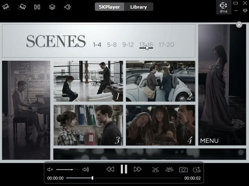 DVD Películas alternativa a VLC