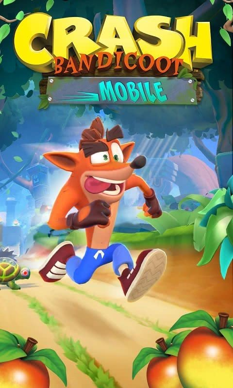 Crash Bandicoot Mobile APK Android