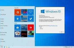 Windows 10 May Update 2020