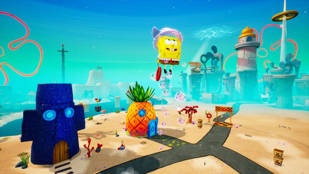 Spongebob SquarePants para PC en Español