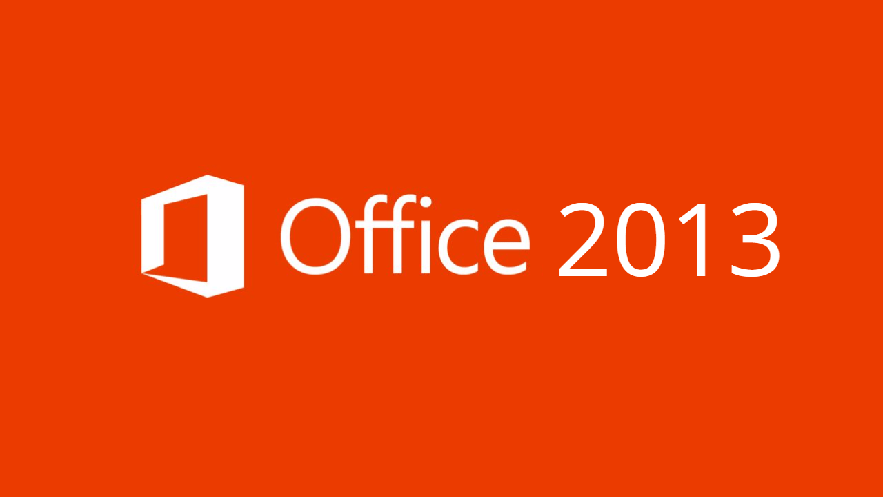 Descargar Office 2013