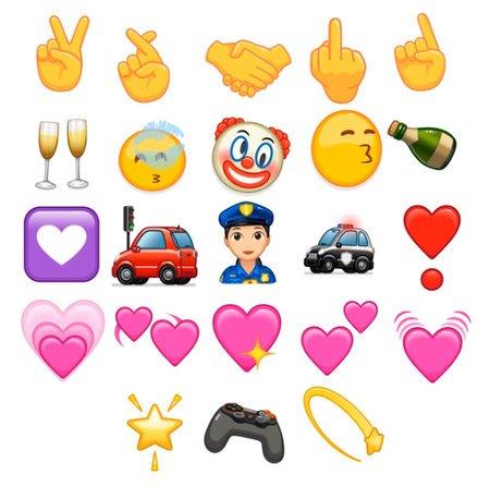 Emojis animados
