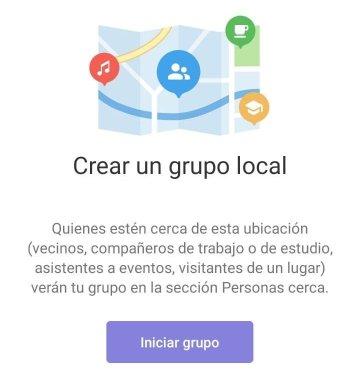 Grupos locales Telegram